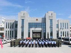 """安庆监狱:""""四到位""""扎实做好封闭备勤队伍思想政治工作"""