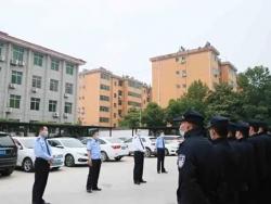 """商州监狱:以""""六个扎实""""确保监狱安全稳定"""