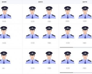 监狱警力分布指挥系统