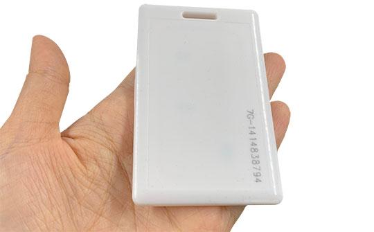 卡片式RFID标签
