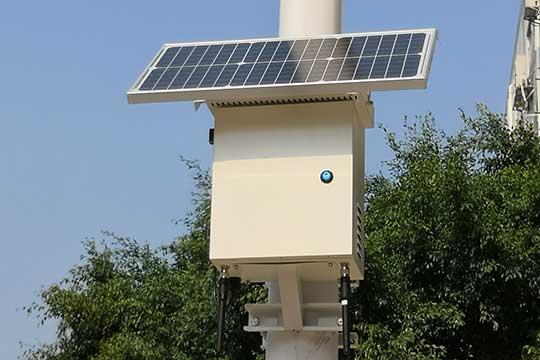 SR7太阳能RFID感应基站