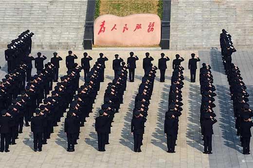 """安徽监狱推进""""思想政治工作年"""""""