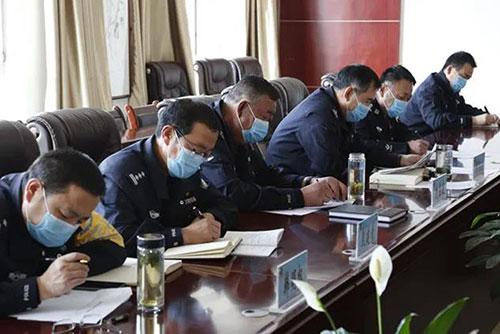 建新监狱召开深化监狱管理和队伍建设会议