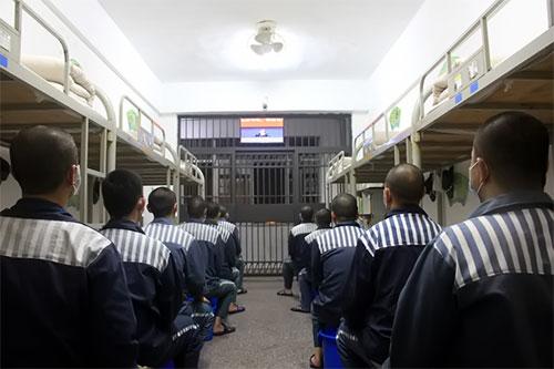 河源监狱:疫情期间坚持强化政治、文化改造教育