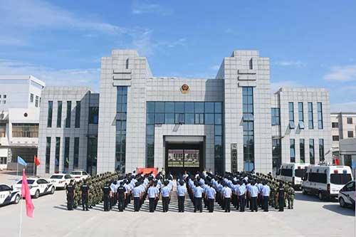 """安庆监狱""""四到位""""扎实做好封闭备勤队伍思想政治工作"""