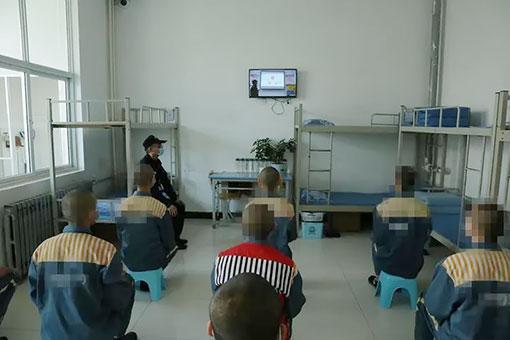 建新监狱务实开展未成年罪犯文化教育工作