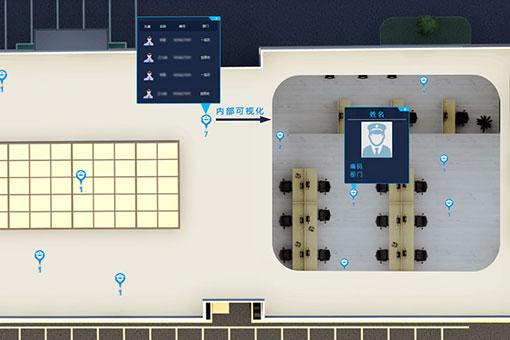 监狱GIS地图