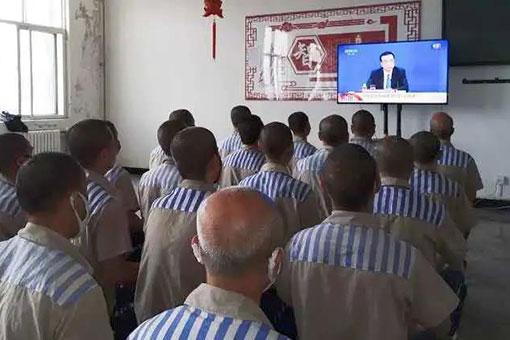 金昌监狱郝明工作室拓宽罪犯法制教育途径